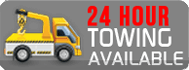24 Hour Towing Available